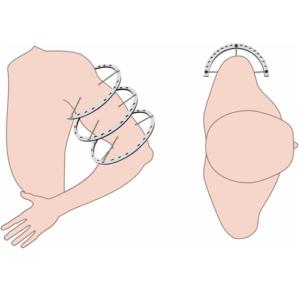 Чехол на плечо