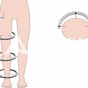 Чехол на ногу (Бедро, голень)