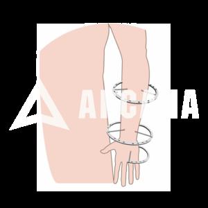 (7) Чехол на руку (Предпдечье)