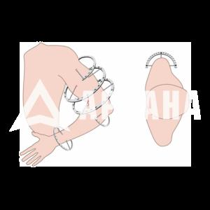 (9) Чехол на руку